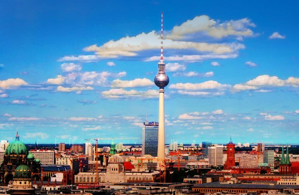 My Berlin top travel four days