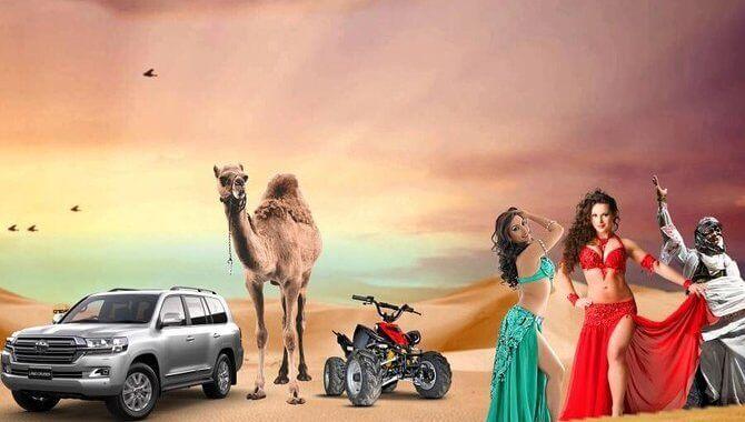 A Mesmerizing Tour to Enjoy with Family: Evening Desert Safari Dubai